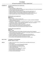 Sample Resume For Retail Manager Amazing Resume Furniture Associate Resume Samples Velvet Jobs Examples