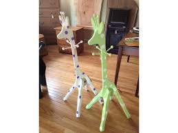 Giraffe Coat Rack Pennsylvania Dutch Design 13