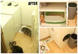 image covered cat litter. Cat Box Furniture Covered Litter Cabinet  U Image