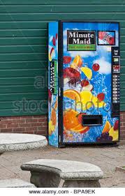 Minute Maid Vending Machine Simple Minute Maid Juice Vending Machine Stock Photo 48 Alamy