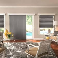 roll up shades for patio doors