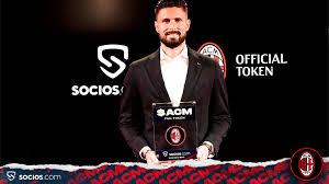 Socios premia i nuovi arrivi del Milan con i Fan Token