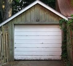 low headroom garage zero clearance door opener required for
