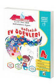 Damla Çocuk Yayınları Akıllı Damla 4. Sınıf Haftalık Ev Ödevleri Fiyatı,  Yorumları - TRENDYOL