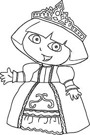 Printable Printable Coloring Pages Printable Coloring Dora Map