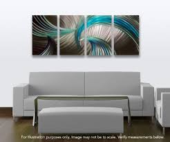 amazon miles shay tempest blue green metal wall art modern home decor abstract wall sculpture contemporary posters prints on metal wall art abstract decor contemporary modern sculpture hanging with amazon miles shay tempest blue green metal wall art modern