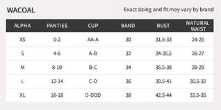 Wacoal Shapewear Size Chart Wacoal How Perfect Soft Cup Bra Black Wa852189