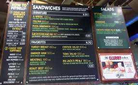 potbelly sandwich whole district menu