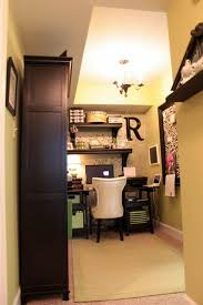 Small Home Office Design For Small Spaces