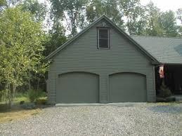 garage door curved casing