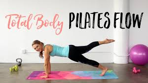 Total Body Pilates Show