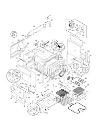 Kenmore elite model 79046803992 slide in range electric genuine parts rh searspartsdirect kenmore oven manuals