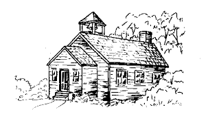 Small Picture Old School House Clipart 62