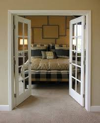 Plain Interior Bedroom Door With French Doors Privacy Google Search On Models Ideas