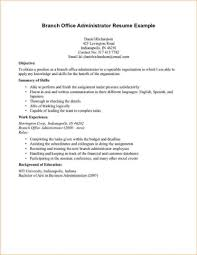 Business Administration Resume Samples Office Administrator Sample Resume Administrative Assistant 31