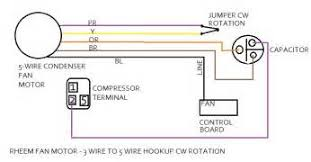 3 wire condenser fan motor wiring diagram 3 image watch more like outside ac fan motor wiring on 3 wire condenser fan motor wiring diagram