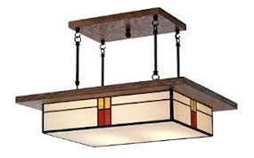 craftsman style lighting. Craftsman Light Fixture - Mission Style Lighting For Dining Rooms And Kitchens, Chandelier #