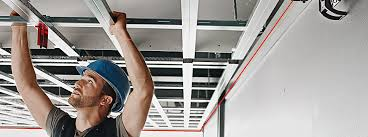 How to install drop ceiling