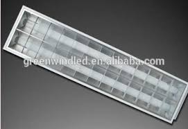 office light fixtures. Grid Lamp Light Diffusers Grids T8 Fitting Office Ceiling Grille Lighting Fixture Fixtures