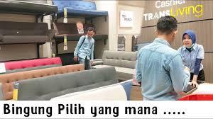 Bisa digunakan sebagai sofa sekaligus tempat tidur. Laiqul Beli Sofa Di Transmart Nawar Harga Wkwk Kursi Minimalis Dulu Gaming Nya Ntar Deh Yaa Youtube
