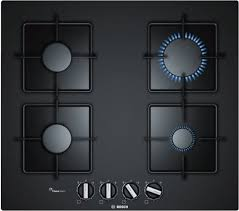 photos 1 bosch ppp6a6b10 gas cooking top cm 60 tempered glass black