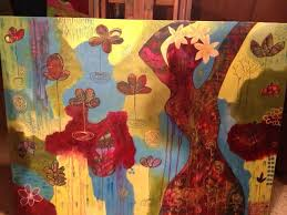 Pin by Bonnie Pleasants on My paintings | Art, Painting, Free