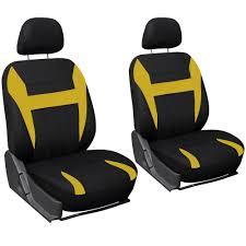 truck seat covers for dodge ram yellow black w steering wheel belt pad head rest