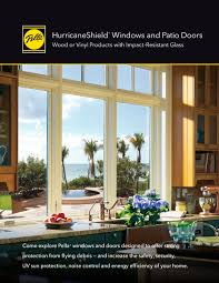 pella french doors. HURRICANESHIELD® IMPACT-RESISTANT WINDOWS AND PATIO DOORS - 1 / 16 Pages Pella French Doors