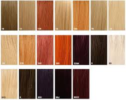 Janet Collection Wig Color Chart Janet Collection Brazilian Scent Pre Tweezed Wig Bubble