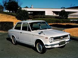 Toyota Corolla 1.1 1968 | Auto images and Specification