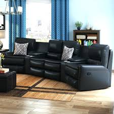 impressive latitude run leather reclining sectional reviews in recliner couch popular west elm rhys excellent power