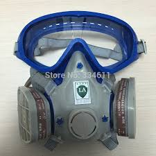 silicone respirator gas mask pesticide pintura full face carbon filter mask paint spray gas boxe protect mask aliexpress mobile