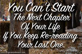 New Chapter In Life Quotes Awesome The Next Chapter Of Your Life Inspiration Boost