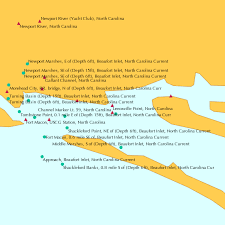 Channel Marker Lt 59 North Carolina Tide Chart