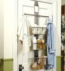 Over The Door Shelves For Bathroom