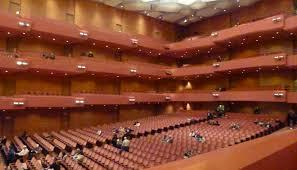 Orchestra Hall Atlanta Zombie Tour