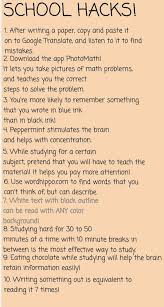 School tips  Study tips and I am on Pinterest Pinterest