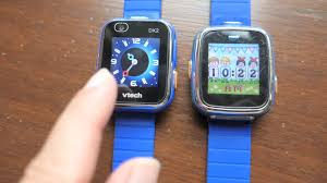 <b>VTech Kidizoom Smartwatch DX2</b> Blue - Review - YouTube