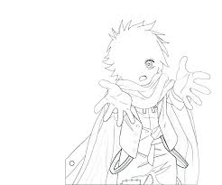 Free Printable Anime Coloring Pages Cool Anime Coloring Pages Anime