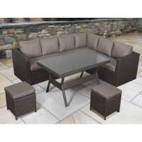 <b>Комплект мебели Афина</b>-Мебель AFM-X04 Brown коричневый ...