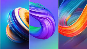 infinix note 5 stock wallpapers with link