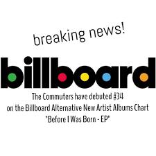 Billboard Alternative Chart Before I Was Born Ep Debuts 34 On The Billboard Alternative