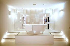 mid century modern bathroom lighting. Bathroom Vanity Lights Modern In Gallery With White Bath Lighting Contemporary Mid Century