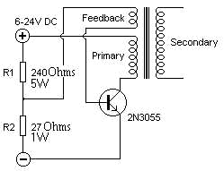 flyback transformer identifying the pins electronics forum