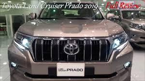 Toyota Prado 2019 Top Of The Range Vx R V6 Full Interior Exterior Review Dubai Uae