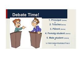 should students wear uniforms debate should we have uniforms in schools