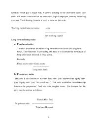 financial performance analysis in ponni sugar erode limited  31