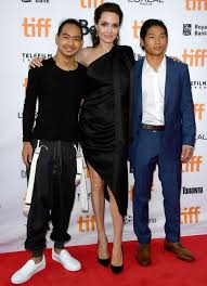 angelina jolie attends first they killed my father premiere  george pimentel wireimage