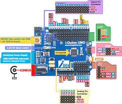 arduino data sheet world robot games
