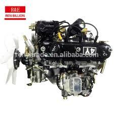 Hilux Diesel Pickup 4y Engine Long Block Assy Hiace - Buy Hilux 4y ...